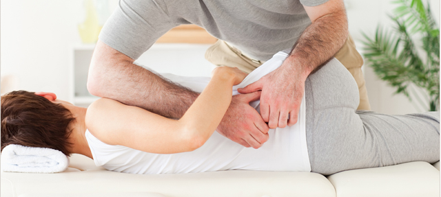 Deep Tissue Massage and Myofascial Release